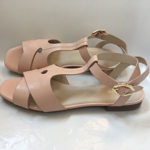 4c1b07bfeb8 COLE HAAN Leela Low Sandal II Canyon Rose 11B
